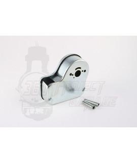 Scatola filtro in metallo carburatore 16/10