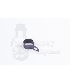 Fascetta elastica tubo comando gas in metallo Vespa 50 Special, 125 Et3, Primavera, 50 L, N, R