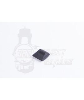 Tampone riscontro avviamento in gomma, Vespa PK 125, PK 50, HP, XL