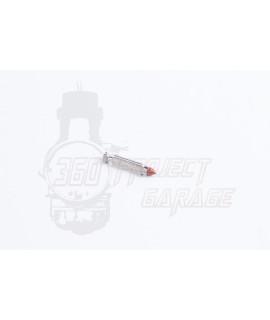 Valvola a spillo 3 lati carburatore 16/10 Dell'orto vespa 50 Special, Et3, 50 L,N,R