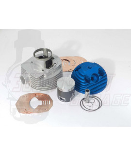 Cilindro TSV CLASSIC 63x60 biella 105 mm 187cc candela laterale Parmakit