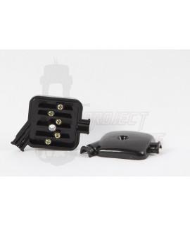 Scatola morsettiera cavi impianto elettrico Vespa 50 Special, 50 L, N, R