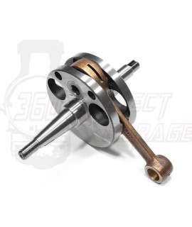Albero motore Tameni corsa 57 mm biella 110 mm  vespa VL1, VB1, VGL1