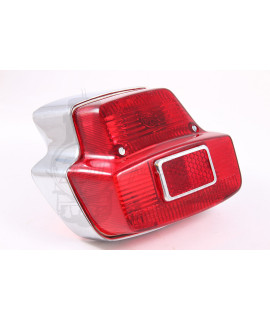 Fanale posteriore Bosatta Vespa Sprint, Super, GT, 180 SS, Rally tettuccio corto