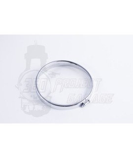 Ghiera cornice cromata fanale anteriore Vespa 50 L,N,R, 90