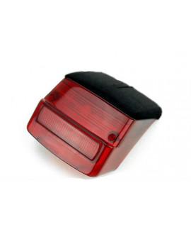 Fanale posteriore vespa GTR, TS, Sprint Rally, tettuccio nero