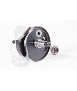 Albero motore Mazzucchelli anticipato Vespa 50 Special, 50 L, N, R cono 20 mm, corsa 43 mm