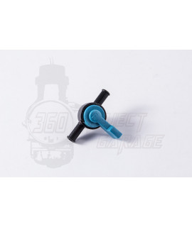 Rubinetto benzina Motoforce in PVC