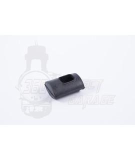 Tampone in gomma pedale freno posteriore foro sezione quadrata Vespa 50 Special, PX