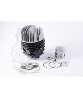 Cilindro DR 75 cc 10 travasi, scarico con booster Vespa 50 Special, PK 50, 50 L, N, R
