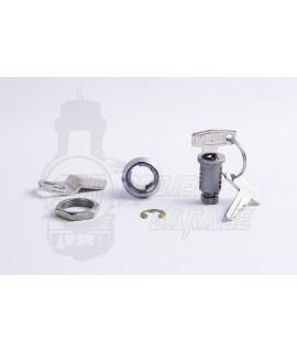 Serratura sportello motore Zadi, Vespa 125 Et3, Primavera