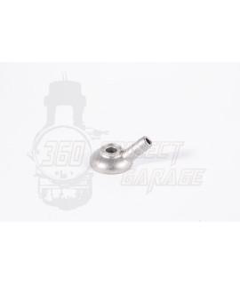 Pipetta di raccordo carburatore Dell'orto SHB, SHBC 19 mm, 16/ 10 mm
