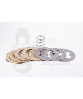 Kit dischi frizione Vespa 50 Special, 125 Et3, Primavera, 50 L, N, R rinforzato