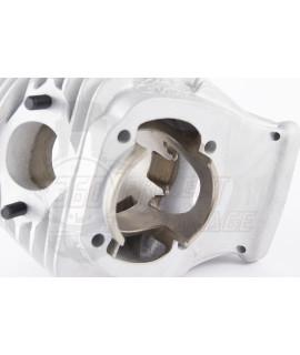 Cilindro 58x54 lamellare al cilindro, scarico ovale, biella 105 mm, Falc Racing