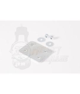 Piastrina fissaggio bobina estena Vespa 50 Special, 50 L, N, R, Elestart, 90 SS.