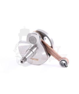 Albero motore Anticipato BGM Pro Tuoring Corsa 60 mm, Biella 105 mm Vespa 125 PX, 150 PX