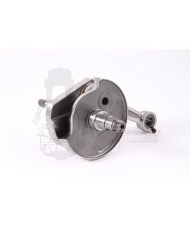 Albero motore Anticipato BGM Pro Racing corsa corta 43 mm, cono 20 mm. Vespa 50 Special, 50 L, N, R, 50 PK