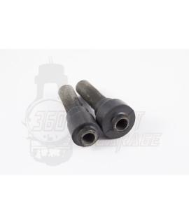 Tamponi silent block motore Vespa PX125, 150, Sprint, GTR, GT, Super, kit destro-sinistro