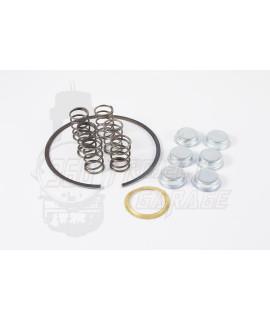 Kit 6 molle, 6 scodellini, anello di chiusura, rasamento Vespa PX 125, 150