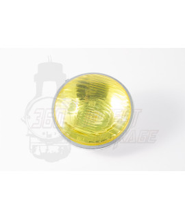 Fanale anteriore Vespa 50 L, N, R faro tondo Parabola gialla