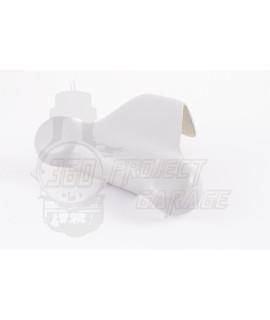 Convogliatore aria vetroresina freno a disco forcella Zip Sp, Et2, Et4, Quarz