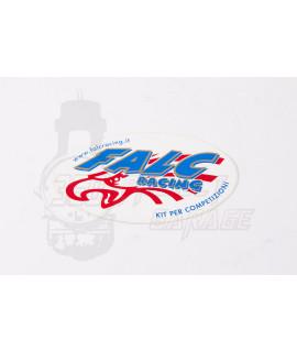 """Adesivo """"Falc Racing"""" 8 x 5"""