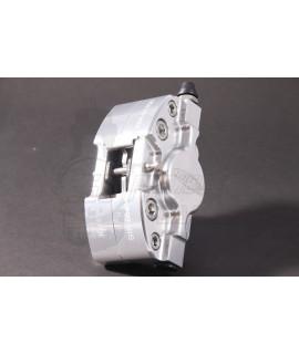 Pinza freno Sip Vespa PX, 2 pistoncini Ø 31,5 mm Silver