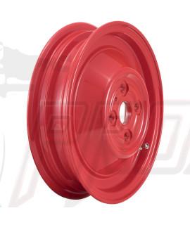 "Cerchio tubeless Sip 2.15 - 10"" rosso Vespa 50 L, N, R"