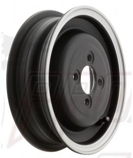 "Cerchio tubeless Sip 2.15 - 8"" nero con bordo lucido"