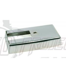 Coperchio deviofrecce inox cromato Sip Vespa PK 50,PK 125, XL, ETS, PX 125, 98', MY, 11', T5