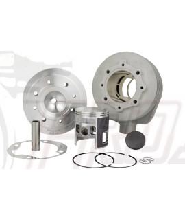 Cilindro MAGNY-COURS EP EVO3 190 CC corsa 60 mm, candela centrale Pinasco Vespa 125 PX, 150 PX
