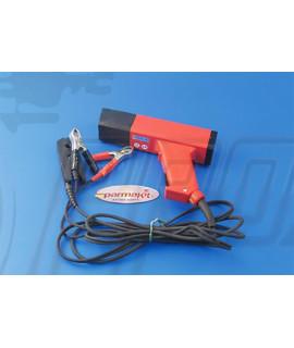 Pistola stroboscopica professionale misurazione fase di accensione motore 2 tempi Parmakit