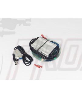 Centralina programmabile tramite PC per tutte le accensioni elettroniche IDM