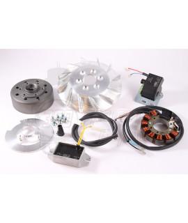 Accensione elettronica Smallframe Sip Performance by VAPE, versione stradale cono 19 mm, 1390 g, 12V, (corrente alternata AC)