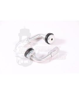 Valvole rigide alluminio Silver cerchio tubeless 90° Stage 6
