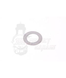 """Spessore calibrato """" SOTTO TAMBURO """" 20x32x0,5 mm in acciaio temprato"""