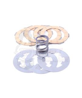 Kit dischi frizione rinforzato Surflex Vespa 50 Special, 125 Et3, Primavera, 50 L, N, R