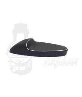 Sella Sport Abs rivestita in doppio skai Vespa Largeframe PX 125, 150, PX 200, PE, GT, Sprint, TS, Super, GL Nisa