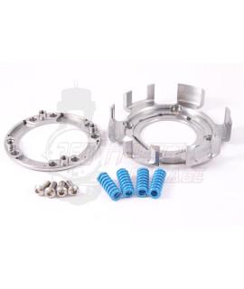 Kit parastrappi X-shock CNC Primaria Vespa Smallframe 360 PG