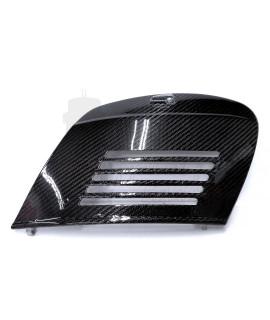 Sportello motore in carbonio Vespa 50 Special, 125 Et3, Primavera, 50 L, N, R