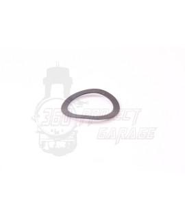 Rasamento elastico spessore azionamento tubo gas, cambio Vespa 50 Special, 125 Et3, Primavera, PK 50, PX, PK, 50 L, N, R.