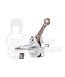 Albero motore Sip premium Vespa Smallframe Cono 20 mm, corsa 51 mm