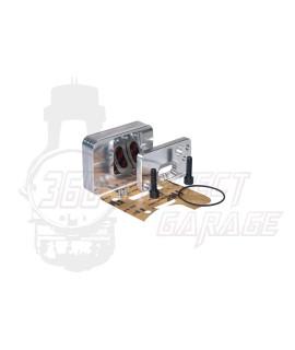 Collettore lamellare Sport Race DRT Vespa 125 VNB, TS 150 VBA, Super, Rally, PX, PE 200, Lusso, T5, Cosa