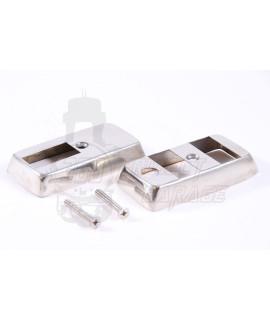 Kit coperchio devioluci Inox manubrio Vespa PX Arcobaleno