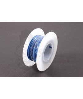 Cavo elettrico 0,85 mm², 10 metri Blu