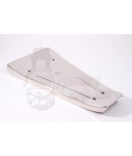Tappetino centrale Inox lucido Vespa 125 PX, 150 PX, PX 200, P200E, MY