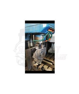 Spianatura carter Smallframe, basamento cilindro