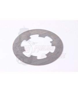 Disco frizione condotto 1,3 mm in acciaio Vespa 50 Special, 125 Et3, Pimavera, 50 L, N, R