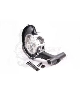 Carter motore Sip EVO CUSCINETTO 20 mm BLACK EDITION Vespa 50 Special, 125 Et3, Primavera, PK, 50 L, N, R