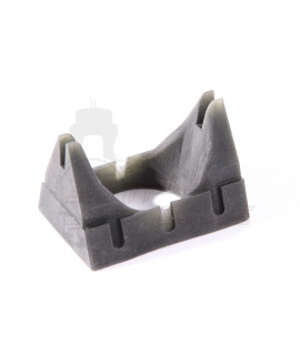 Cuspide guidaflussi per pacco lamellare Quattrini in resina